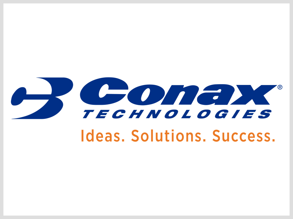 Conax Technologies Logo by Manzella Marketing