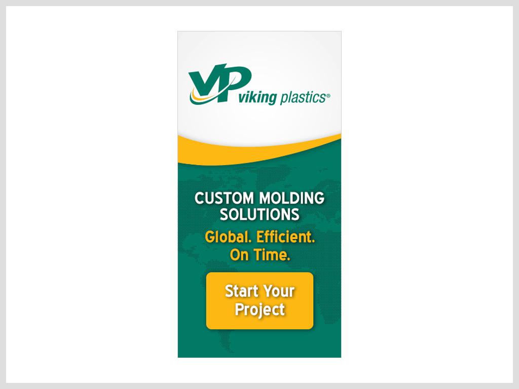 Viking Plastic Display Retargeting