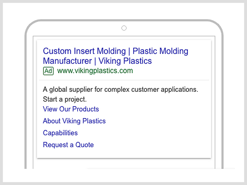 Viking Plastic SEM
