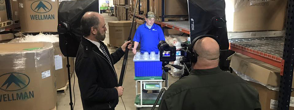 Viking Plastics - Video Production by Manzella Marketing