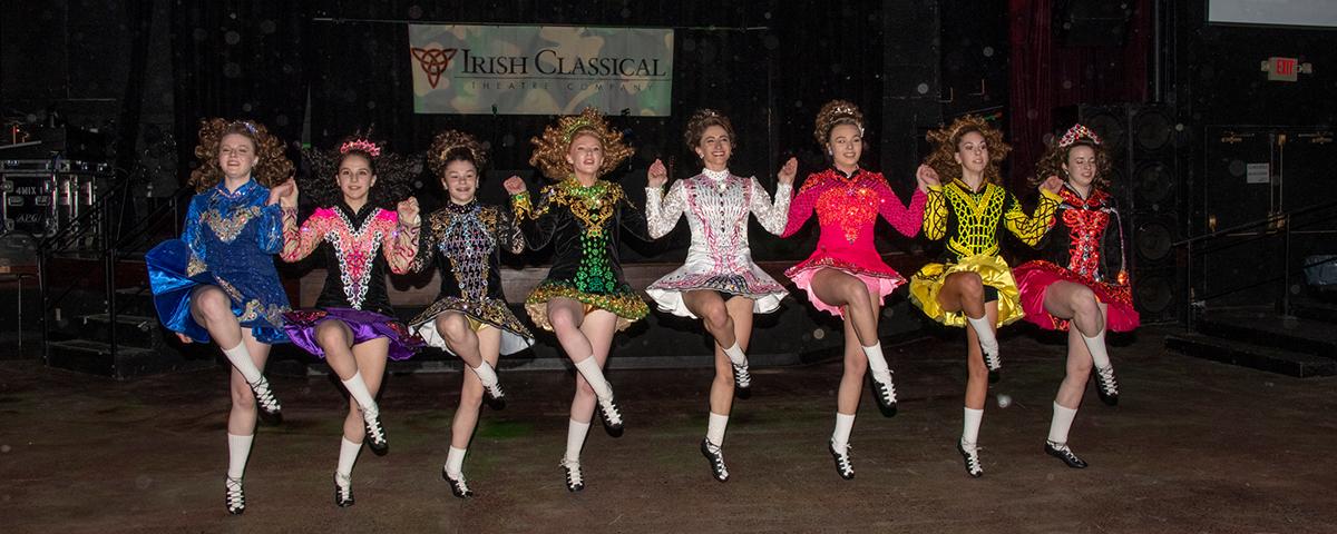 Irish Classical Theatre - Irish Dancers