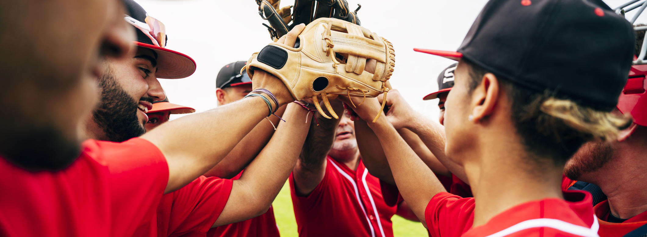 Have you played team sports? It's not too late to start!